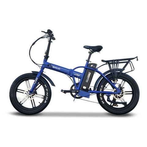 EMOJO Lynx Pro Sport - Fat Tire Folding Electric Bike - Electric Bike Zone