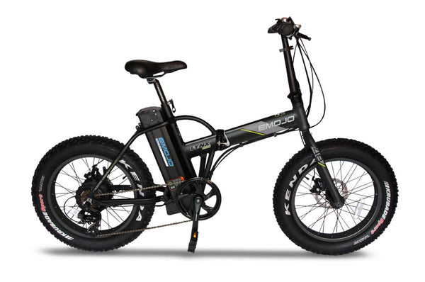 EMojo 500W Lynx PRO Fat Tire Folding Electric Bike
