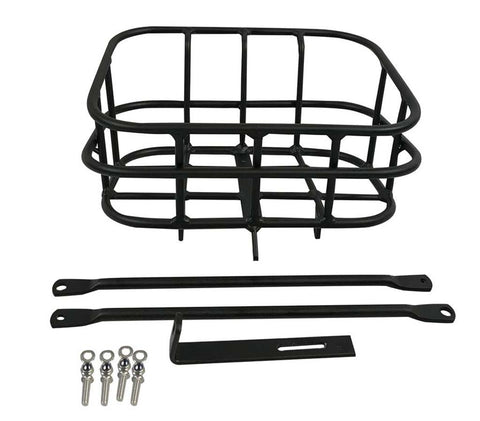 Front Metal Basket for EMOJO Lynx, Lynx PRO, or Wildcat - Electric Bike Zone