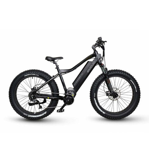 EMOJO Prowler - 1,000W Fat Tire Electric Mountain Bike - Electric Bike Zone