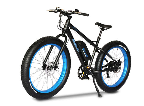 "EMOJO Wildcat 48V 500W 26"" Fat Tire Electric Bike - Electric Bike Zone"