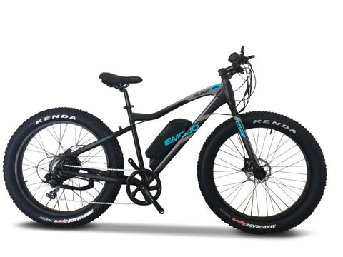 EMOJO Wildcat PRO - Fat Tire Electric Mountain Bike - Electric Bike Zone