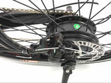 Green Bike USA Carbon Lightweight Electric Bike motor2