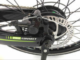 Green Bike USA Carbon Lightweight Electric Bike motor