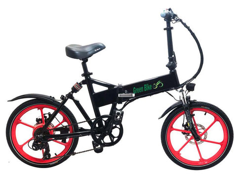Green Bike USA GB Smart Folding Electric Bike - Electric Bike Zone