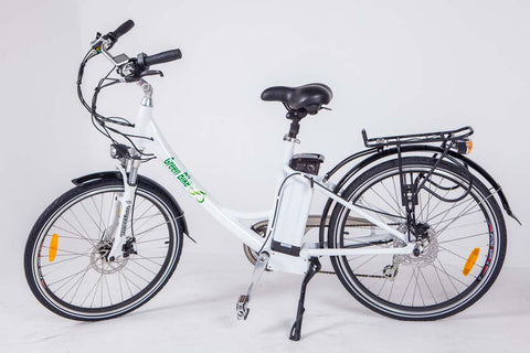 Green Bike USA GB2 - Electric Beach Cruiser - Electric Bike Zone