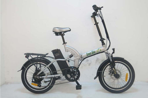 Green Bike USA GB3 Folding Electric Bike - Electric Commuter Bike - DISCONTINUED - Electric Bike Zone