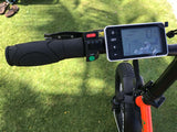Green Bike USA GB500 Fat Tire Folding Electric Bike LCD Display
