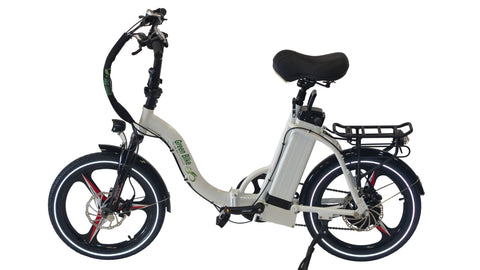 Green Bike USA GB500 Low Step - Folding Electric Bike - Electric Bike Zone