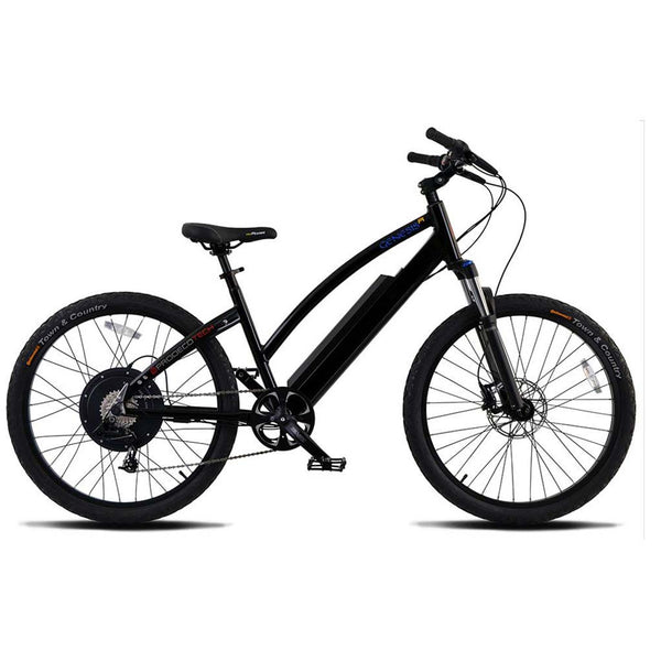 ProdecoTech Genesis R SE 400 Electric Bike black