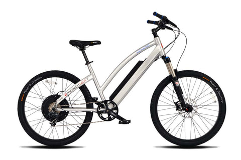 ProdecoTech Genesis - Rear Hub Motor Electric Bike - Electric Bike Zone