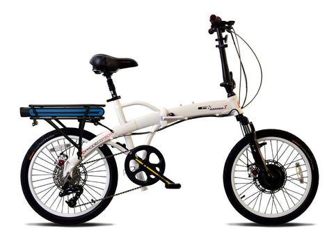 ProdecoTech Mariner Folding 8 300W Electric Bike - Electric Bike Zone