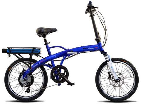 ProdecoTech Mariner Folding 500 Electric Bike - Electric Bike Zone