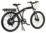 ProdecoTech Phantom X2 Folding Electric Bike kickstand