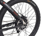 ProdecoTech Phantom XR electric bike rear disc brake