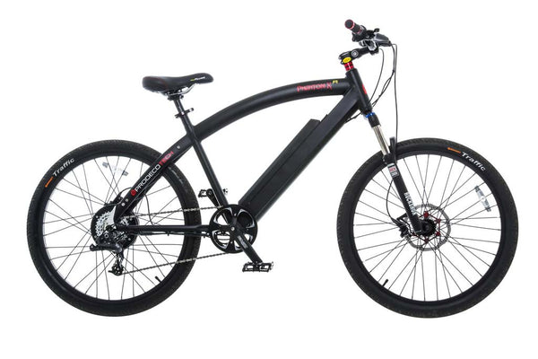 ProdecoTech Phantom XR electric bike
