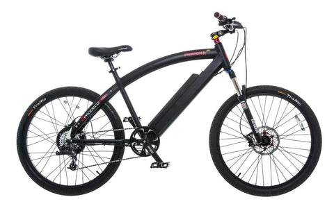 ProdecoTech Phantom X R 600 DT - Geared Motor Electric Bike - Electric Bike Zone