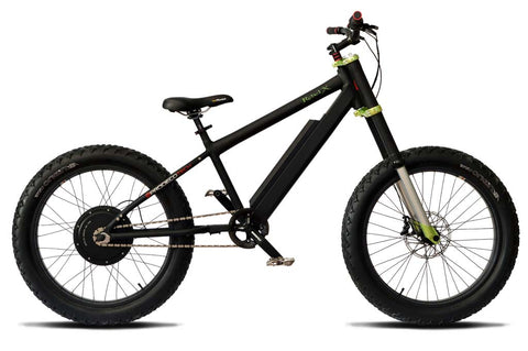 ProdecoTech Rebel X Suspension - Fat Tire Electric Bike - Electric Bike Zone