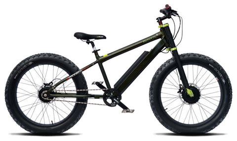 ProdecoTech Rebel X9 - Off-Road Fat Tire Electric Bike - Electric Bike Zone