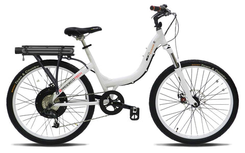 ProdecoTech Stride 500 Electric Bike - DISCONTINUED - Electric Bike Zone