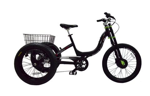 ProdecoTech Stridematic Trike - Electric Tricycle - DISCONTINUED - Electric Bike Zone