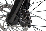 Revi Bikes Civi Bikes Cheetah Cafe Racer Electric Bike front brakes