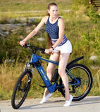 Revolve Electric Bikes Stealth 2 Mountain Bike woman