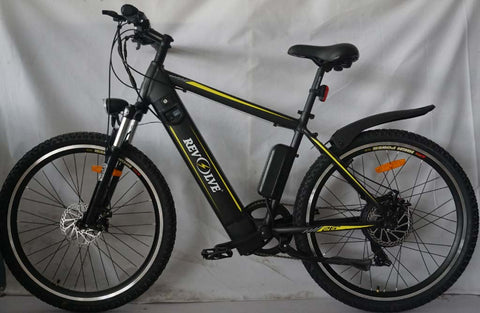 Revolve Stealth II - Electric Mountain Bike - Electric Bike Zone