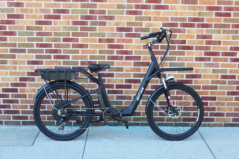 Revolve Plus Forty - 500W Step Thru Electric Bike