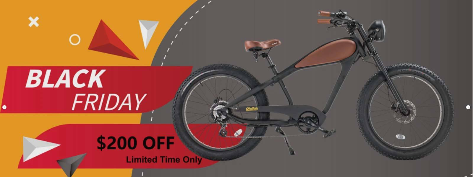ProdecoTech Electric Bikes
