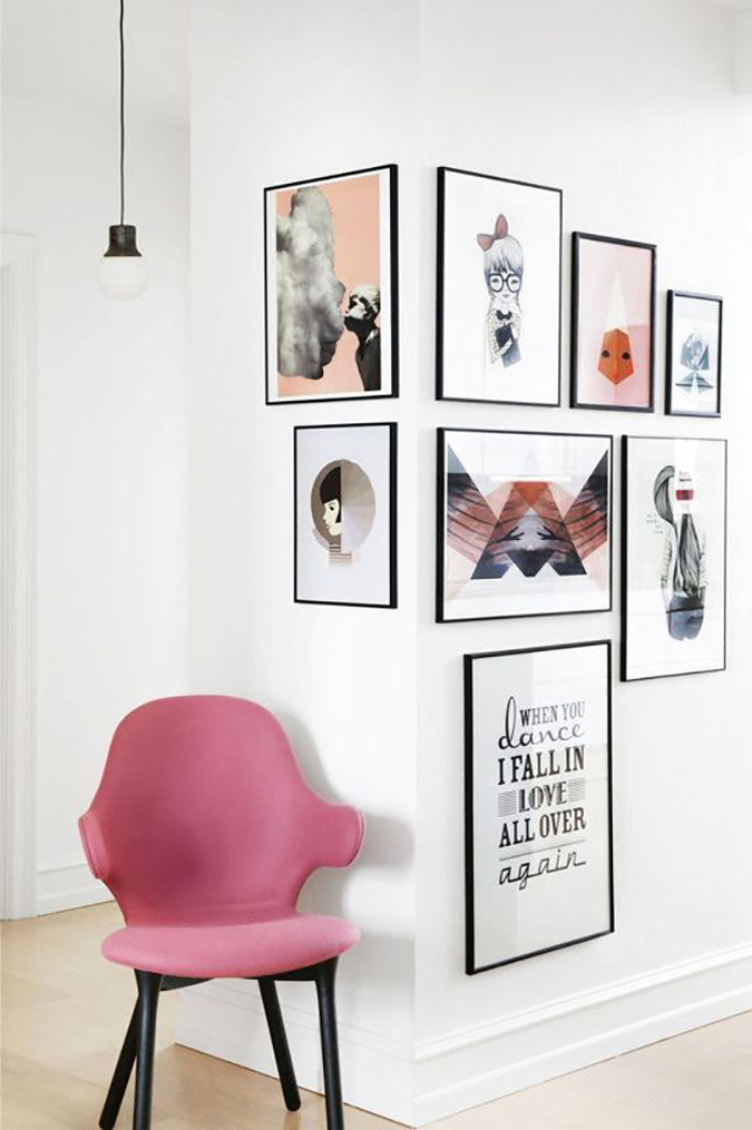 Wall Art Arrangement