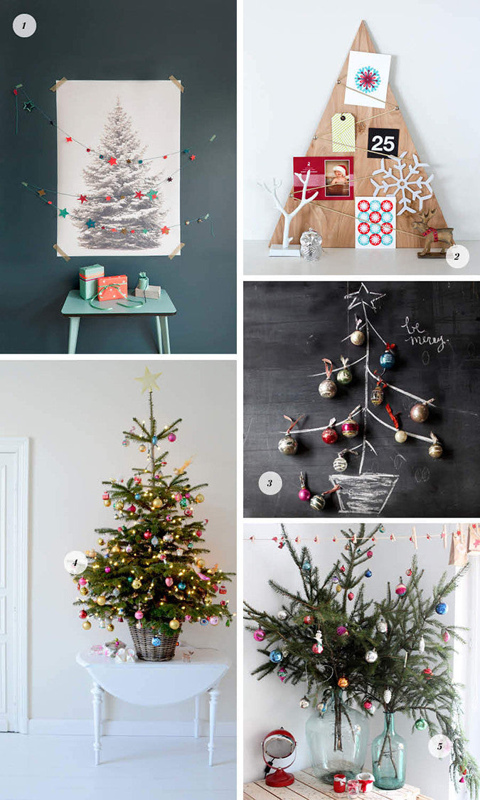 Christmas Tree Alternatives – Jaymee Srp