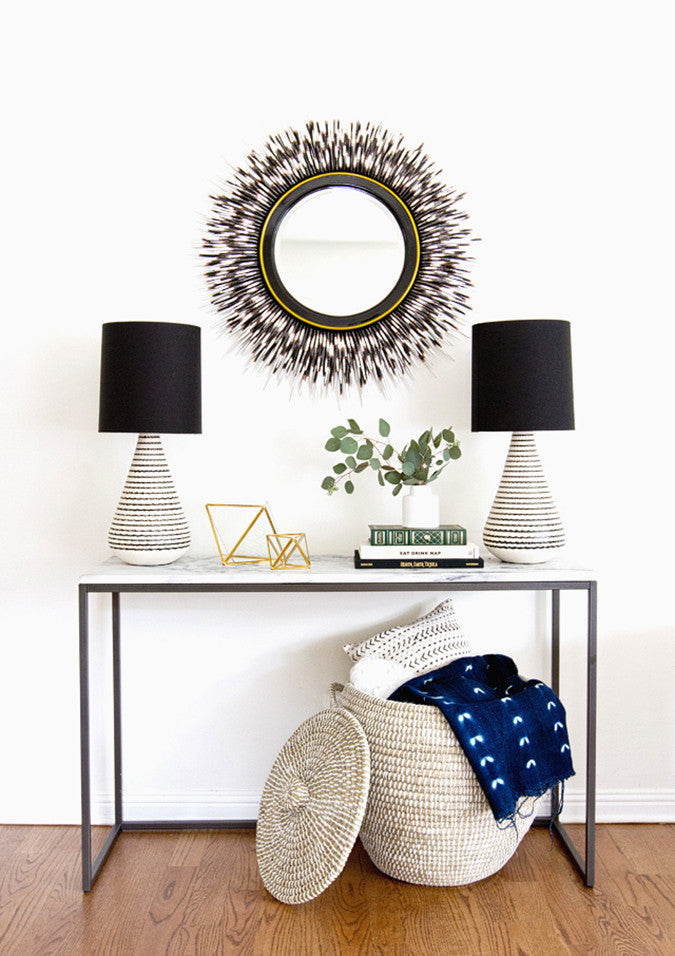 Console Table Decorating Ideas – Jaymee Srp