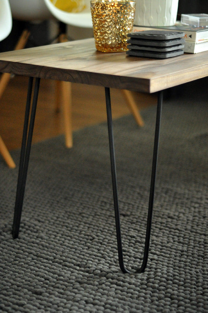 Diy Hairpin Leg Coffee Table Tutorial Jaymee Srp