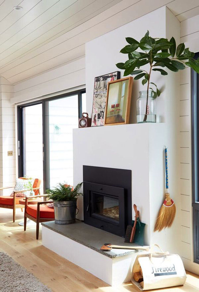 Minimalist Modern FireplaceMantel Decorating Tips And Ideas Jaymee Srp