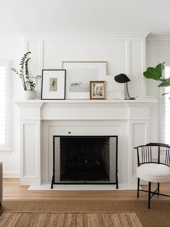 Mantel Decorating Tips and Ideas. Decorating & Mantel Decorating Tips and Ideas \u2013 Jaymee Srp