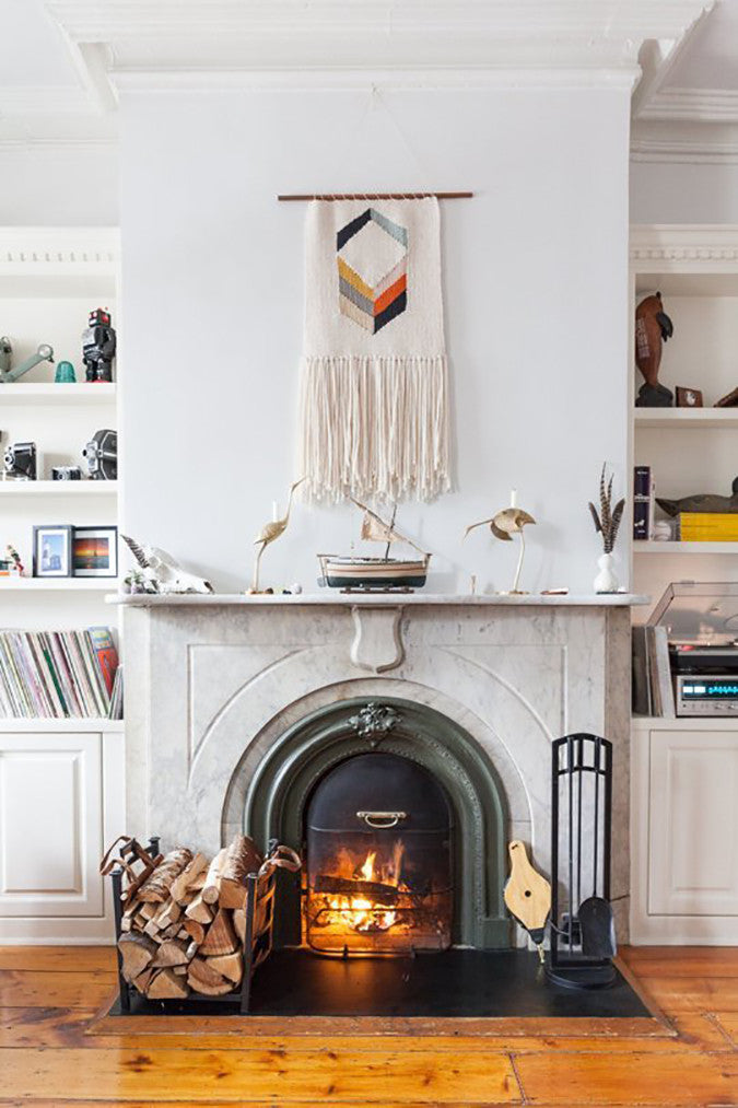 Mantel Decorating Tips and Ideas – Jaymee Srp