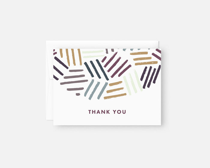 Hatch Thank You Notes - Multi