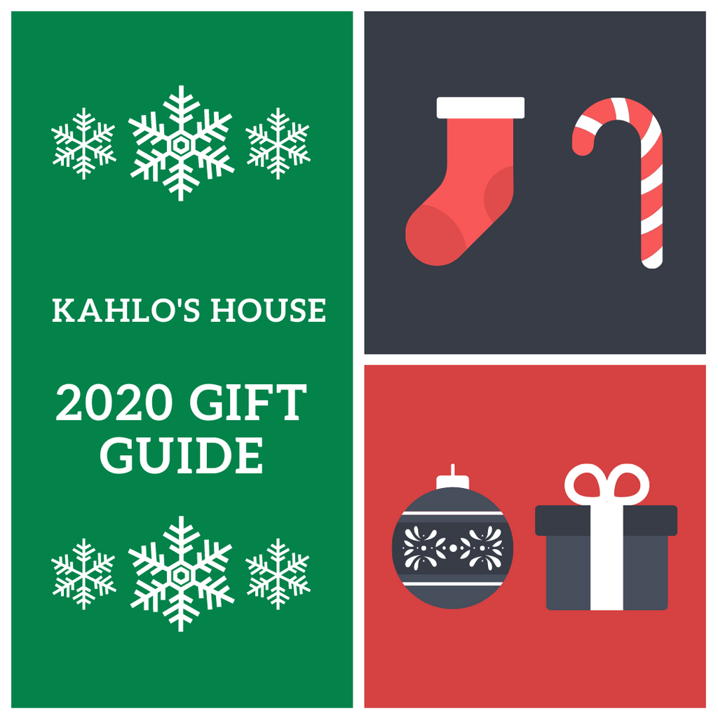 Kahlo's House 2020 Gift Guide is HERE!