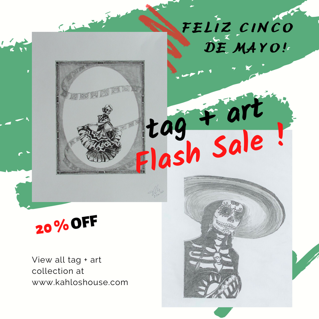 tag+art Flash Sale!
