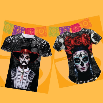 Day Of The Dead Women's T-Shirts