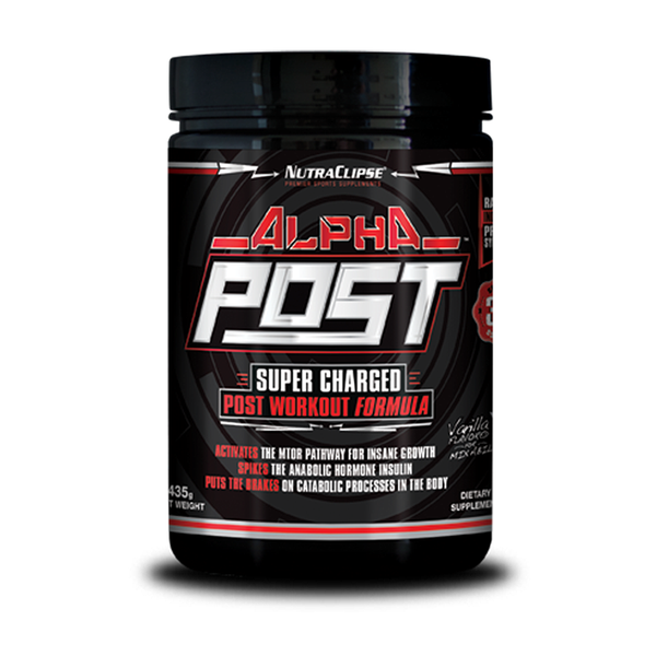 ALPHA POST  SUPER CHARGED POST WORKOUT FORMULA