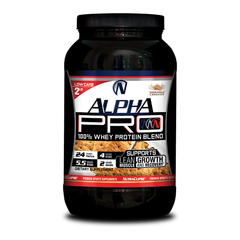 ALPHA PRO  100% WHEY PROTEIN BLEND