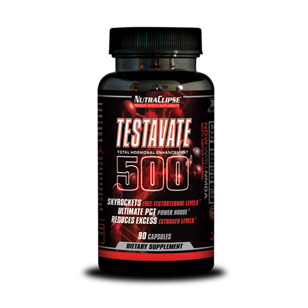 TESTAVATE 500 COMPLETE TESTOSTERONE ENHANCEMENT