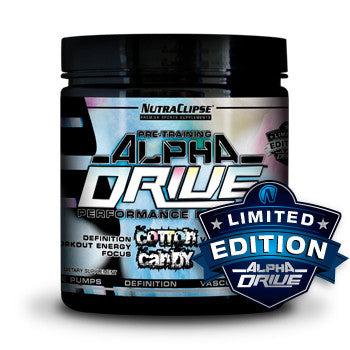 ALPHA DRIVE LIMITED EDITION PRE WORKOUT