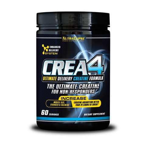 CREA4  ULTIMATE DELIVERY CREATINE FORMULA
