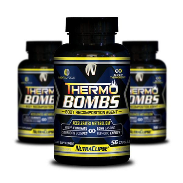THERMOBOMBS BODY RECOMPOSITION AGENT - FAT BURNER MARTIX