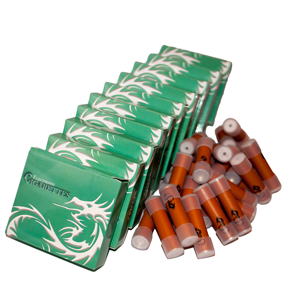 White Dragon e Cigarettes