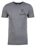 Bear to Be Alone - Men's TShirt