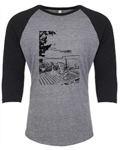 Muskoka Dock - Baseball Shirt